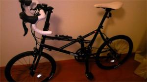 こまちゃんの自転車